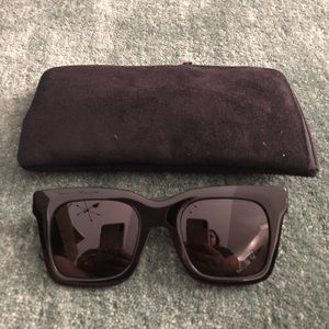Celine 41444/f/s black sunglasses